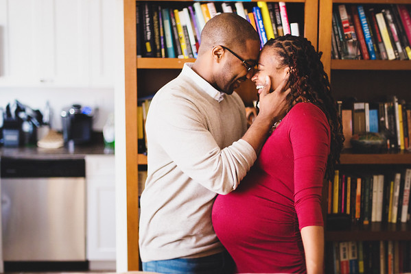 Alia + Chris 31 Weeks Pregnant | Lifestyle Photography