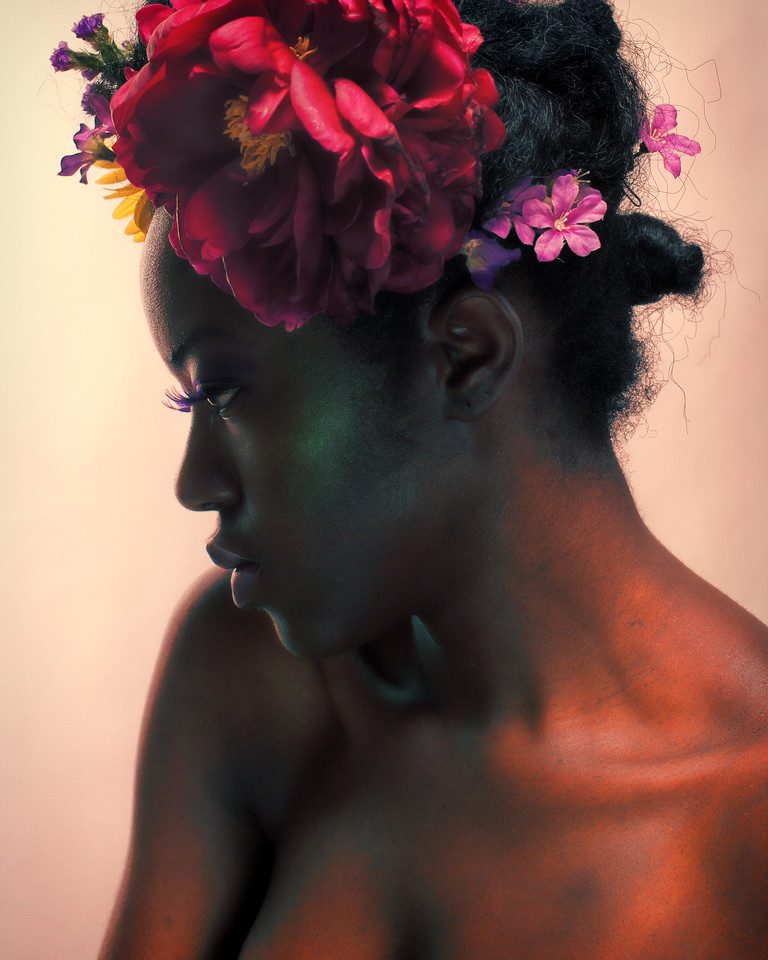 Amanda Uduka - Spring Beauty Shoot