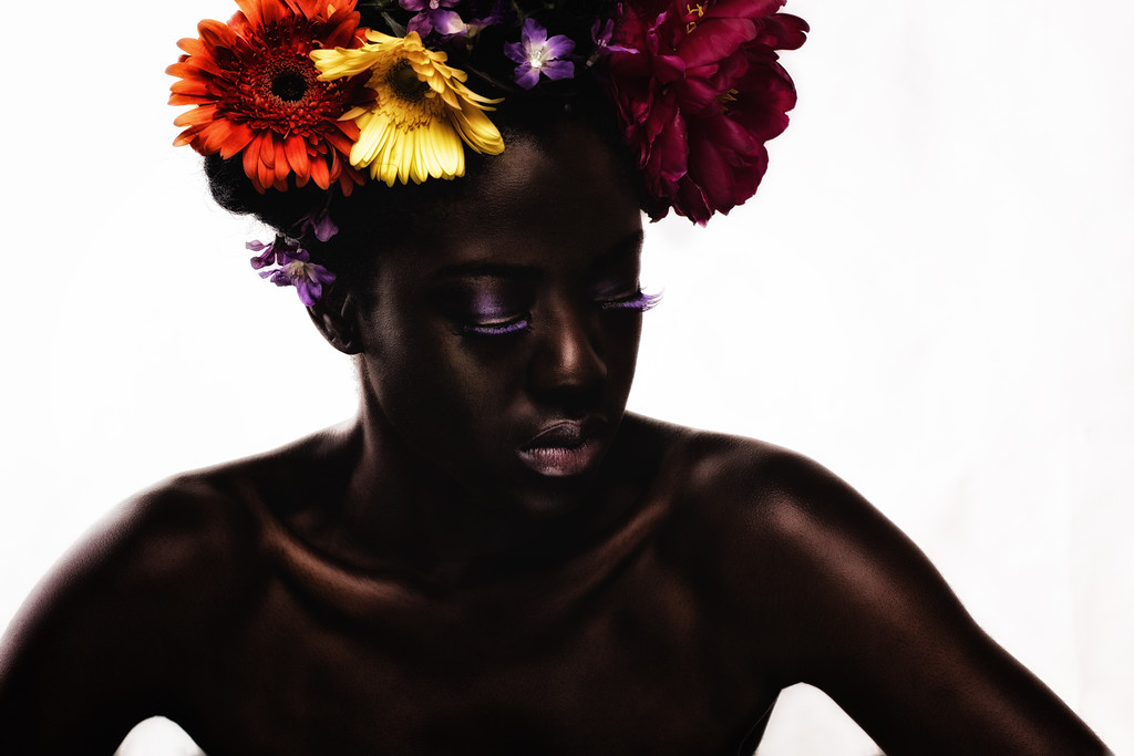 Amanda Uduka - Spring Beauty Shoot