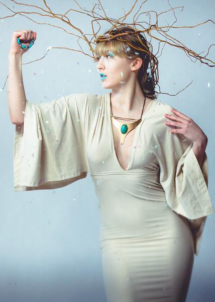 Stephanie | Winter/Nature Fashion Concept Shoot