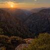 Sunset View at Black Canyon