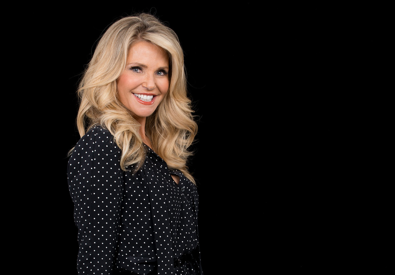 Christie Brinkley visits AOL Hq for Build on November 18, 2015 in New York. Photos by Noam Galai