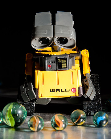Marble WALL-E