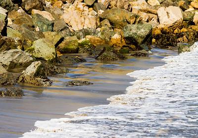Sand Sea Sky Stone