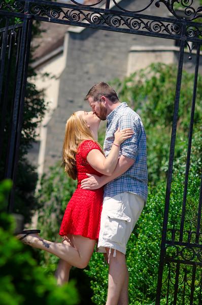 Jaqueline & Brian's Engagement