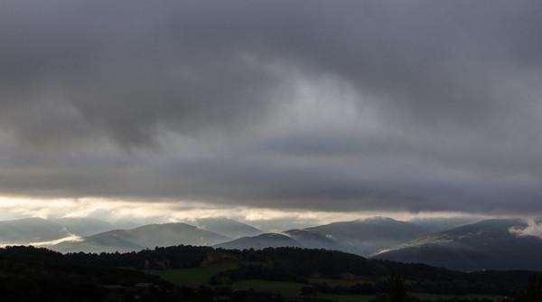 Dawn Rising, Pyrenees