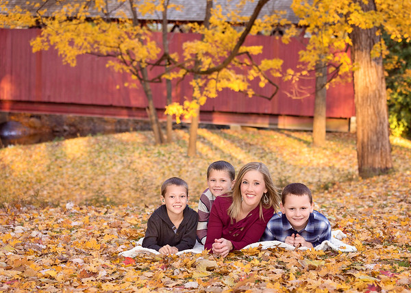 Family Portrait - Paula Goff Photography-2