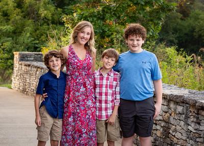 Family Portraits - Paula Goff Photography-6