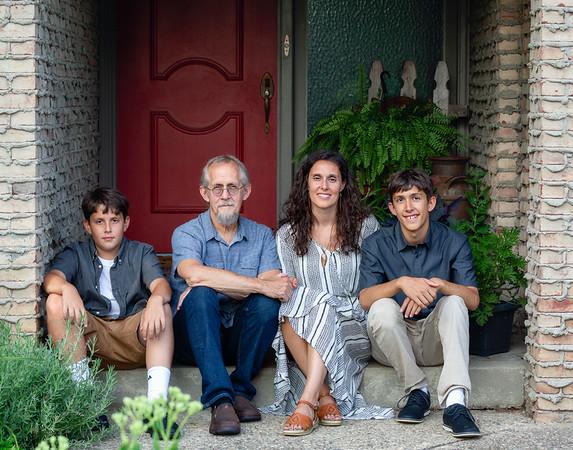 Rhum Family Portraits - Paula Goff Photography-6