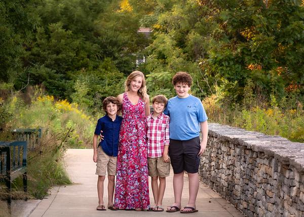 Family Portraits - Paula Goff Photography-5