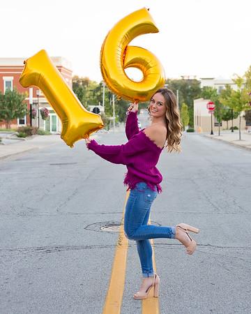 Sweet 16 Grace!