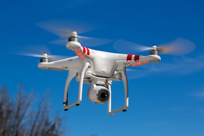 DJI Phantom 2 Vision Quad Copter