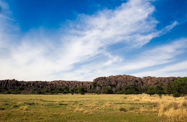 West Texas near Terlingua