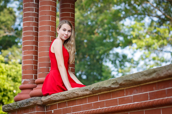 Portrait Photography at Seiberling Mansion in Kokomo, IN