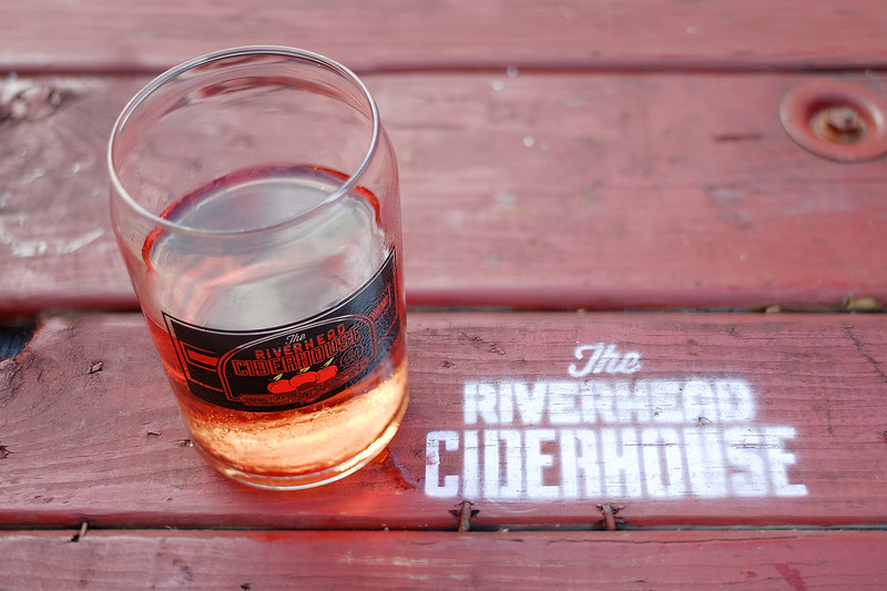 The Riverhead Ciderhouse Pint