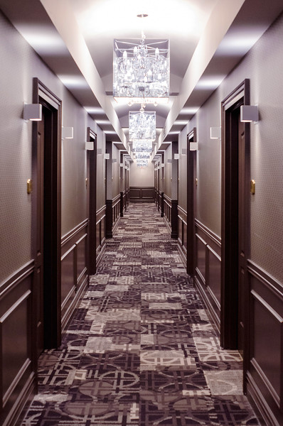 The Grand Hotel Wallway