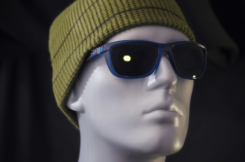 Wool Beanie & Sunglasses