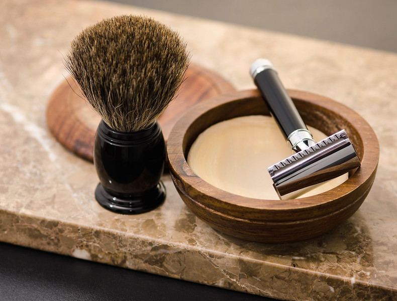 Double Edge Razor Shave Set