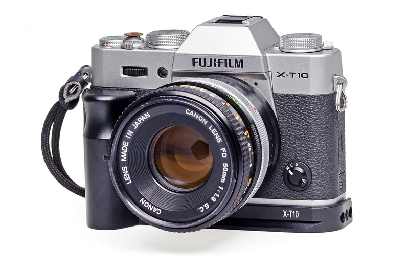 Fujifilm X-T10 With Accessories