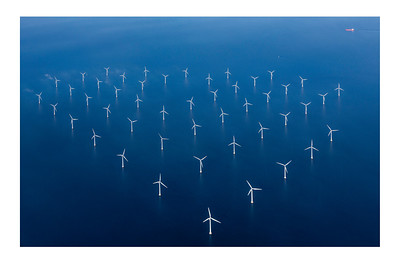 windmills of the sea