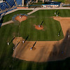 Coaches Stadium at Eastern Illinois University in Charleston, Illinois on October 21, 2011. (Jay Grabiec)