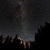 Milky Way, Yosemite National Park, California