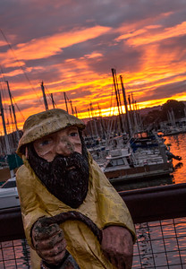 The Sea Captain - Monterey Bay, California