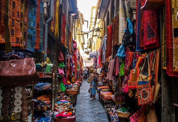 Moorish Mercado - Granada Spain