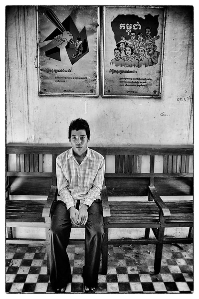 Mao waits for his trial.