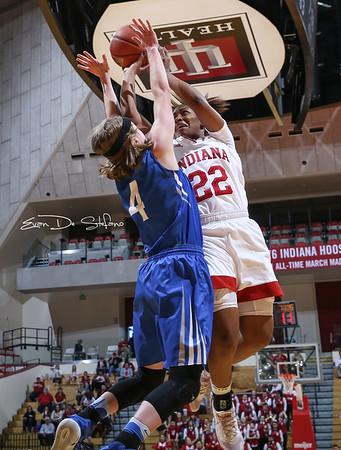 WNIT, Women's Basketball vs. St.Louis, 03/19/17, Evan De Stefano