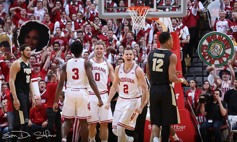 Men's Basketball vs. Purdue, 02/20/16, Evan_Destefano