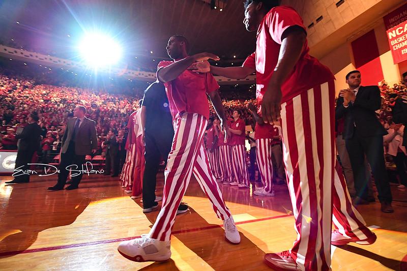 Men's Basketball vs. Houston Baptist, 12/10/16, Evan De Stefano