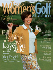 TX Women's Golf 2007