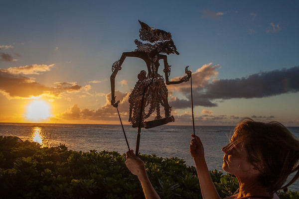 Shadow Puppet North Shore Oahu Hawaii