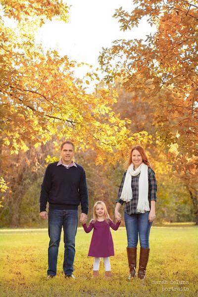 Family Portrait Austin TX