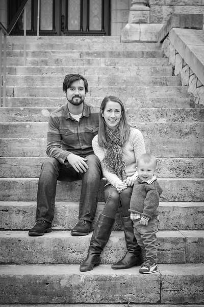 Family Portrait, Austin, TX, Sarah Deluna Photography