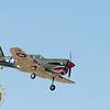 Remote Controlled Curtiss P-40N Warhawk