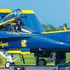 Blue Angels F/A-18 Hornets