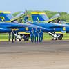 The 2015 Kaneohe Bay Air Show,  Marine Corps Base Hawaii, Kaneohe, Oahu, Hawaii.