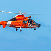 US Coast Guard MH-65 Dolphin Helicopter