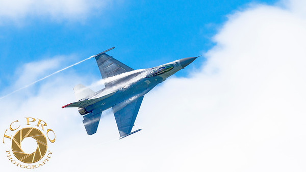 Off We Go Into the Wild Blue Yonder - F-16 Falcon
