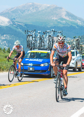 2015 US Pro Cycling Challenge.  Stage 4:  Aspen to Breckenridge via Independence Pass.  Shooting Location:  Near summit of Independence Pass.