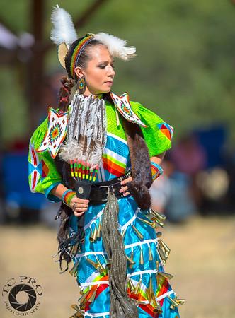 2016 Tall Bull Powwow;  Tall Bull Powwow grounds, CO.