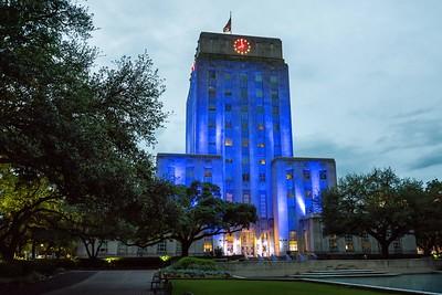 Turning the City Blue | The Global #LightItBlue Movement