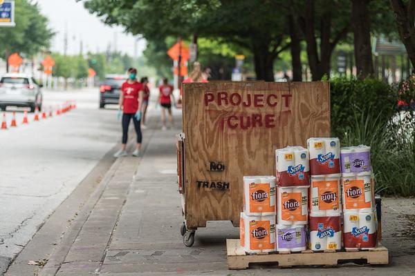 Project C.U.R.E | COVID-19 PPE Donation Drive