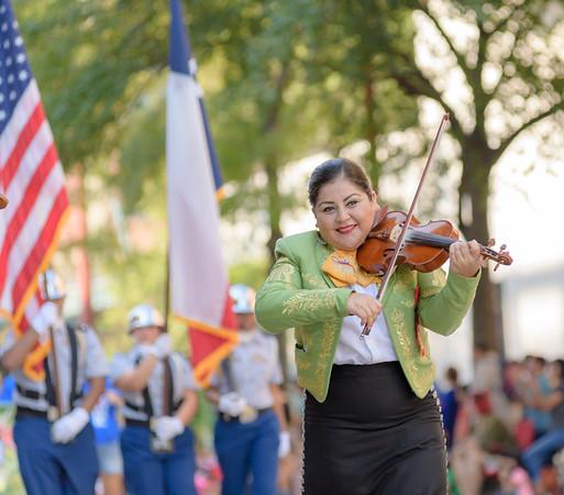 Fiestas Patrias International Parade