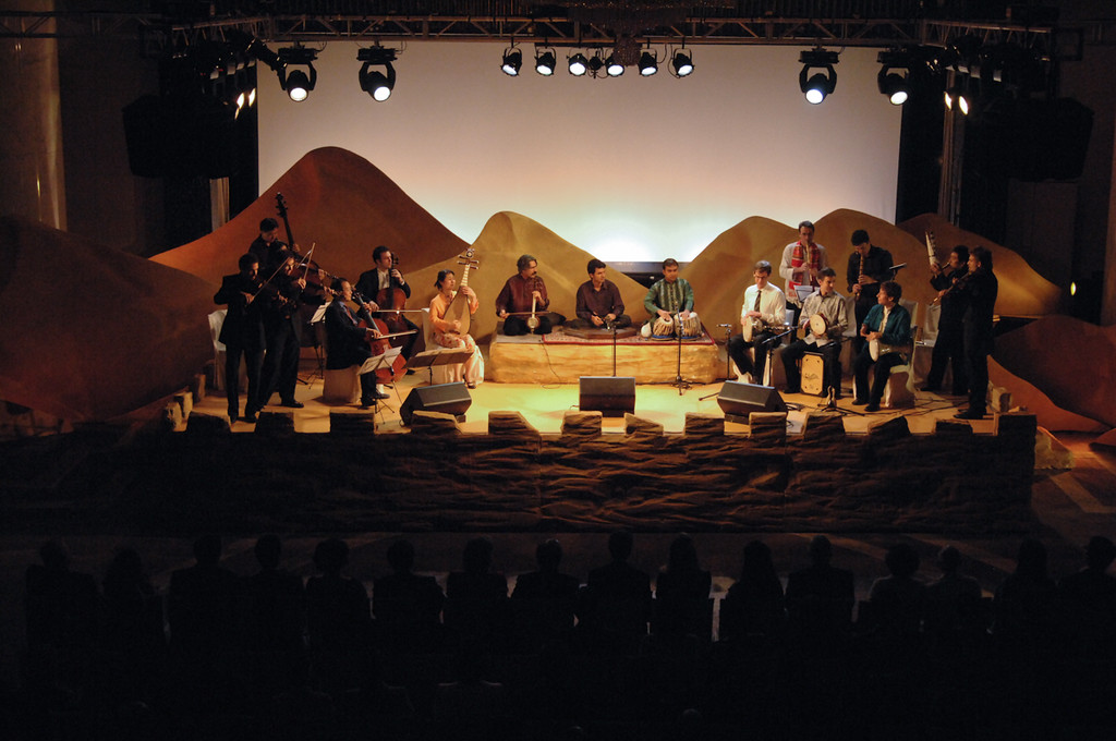Morgan Stanley Presents The Silk Road Ensemble