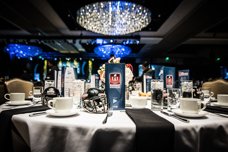 Super Bowl Breakfast - Bart Starr Award