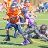 2015-10-31:  5th Grade.  Spartan Black vs Hawk Orange - Challenger Park