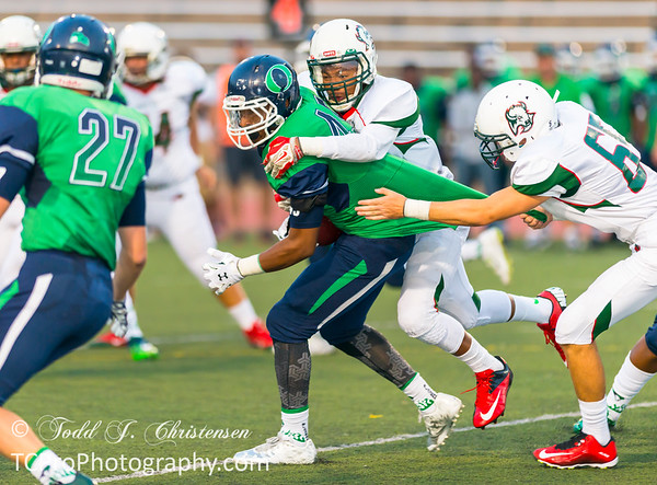 2015-08-28:  Class 5A  Overland at Smoky Hill